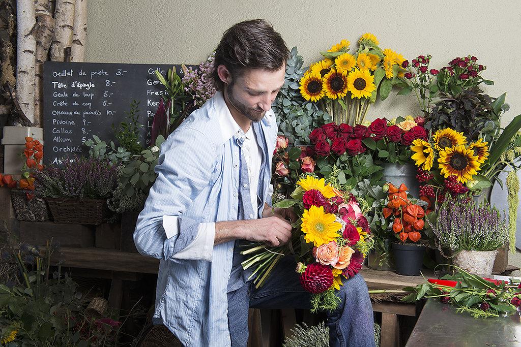 Fleuriste - Au Monde en Fleurs