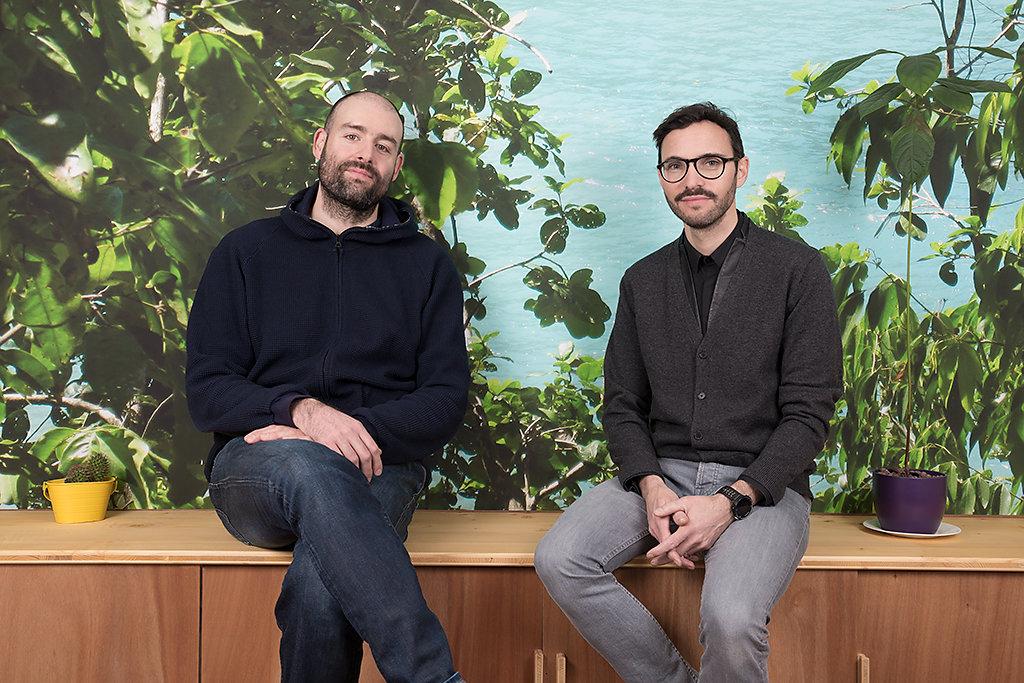 Yves & Cédric